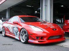 TRIAL / Toyota Celica