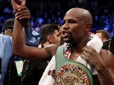 Full Video: Mayweather Defeats Mcgregor By 10th Round TKO In Las Vegas