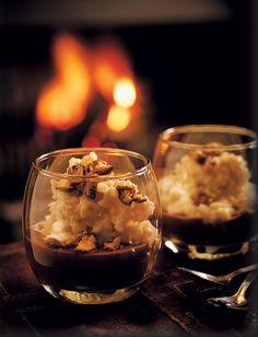 Warm Chocolate Risotto Recipe — Dishmaps