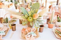 Cactus-Inspired Bridal Shower | Green Wedding Shoes | Bloglovin'