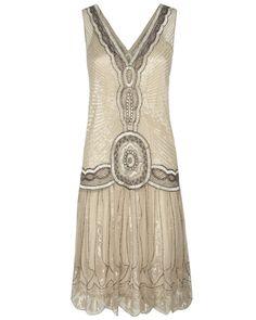 Amazing flapper dress