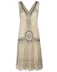 When I reach my goal weight, I intend to buy a 20s flapper dress.  My favourite.