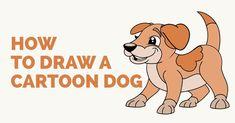 Cartoon Dog Drawing, Drawing Cartoon Characters, Character Drawing, Character Illustration, French Bulldog Drawing, Drawing Techniques, Drawing Tips, Drawing Classes, Drawing Reference