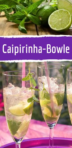 Caipirinha punch is perfect for your summer party. - - Caipirinha punch is perfect for your summer party. Cocktails, Party Drinks, Cocktail Drinks, Cocktail Recipes, Birthday Drinks, Healthy Smoothie, Smoothie Recipes, Healthy Snacks, Smoothies