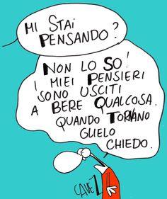 mi stai pensando?....di Massimo Cavezzali