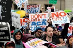 What Trump's GOP Health Cuts Mean For Millennials