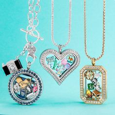 Origami Owl. Summer collection now available!