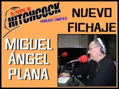"""Me complace presentaros el que será, a partir de ahora, el nuevo colaborador habitual del podcast """"El Perfil de Hitchcock"""": Miguel Ángel Plana; que se encargará de ocupar la sección del """"Clásico de la Semana"""" que llevaba Juan Benito. Ahora pasará a llamarse, """"Los Clásicos de M.A."""", en el que Miguel Ángel comentará sus películas clásicas preferidas.  http://perfilhitchcock.blogspot.com.es/2016/11/miguel-angel-plana-nuevo-colaborador.html"""