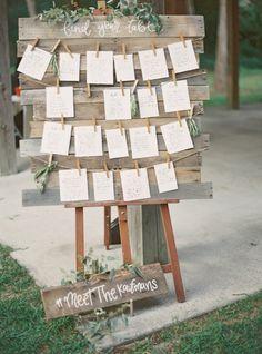 Rustic + Romantic Cape May Wedding – Style Me Pretty