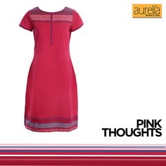 We all love pink and so we are sure you will all love this kurta
