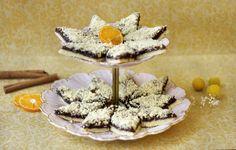 Chocolate Filled Berlin Cookies