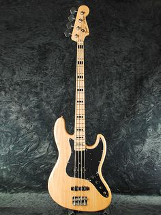 Fender fender Japan JB75B NAT/M brand new natural [Japan] [Jazz Bass, jazz bass] [Natural, wood grain, Heather, Electric Bass, electric bass