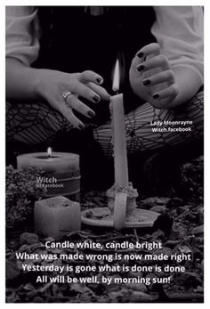 Candle Magick - Pinned by The Mystic's Emporium on Etsy