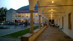 Il luogo : Ex Convento Monte Carasso