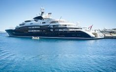 The NYT found out the name of the purchaser of a megayacht Serene billionaire Yury sheflera