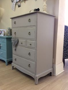 Stunning Tallboy Stag Chest of 7 Drawers