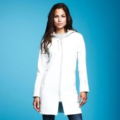 Promotional Products Ideas That Work: W-lynx 3/4 hooded jacket. Get yours at www.luscangroup.com