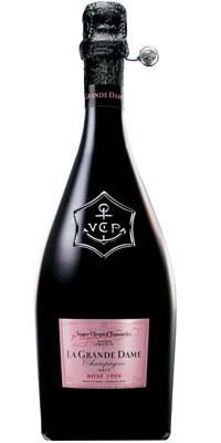 We know you love pink champagne!