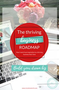 The Thriving Business Roadmap Business Goals, Business Entrepreneur, Business Branding, Business Marketing, Business Tips, Social Media Marketing, Online Business, Community Manager, Influencer Marketing