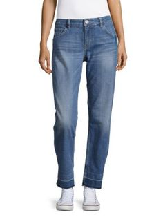 Maje Woman Perla Faded High-rise Straight-leg Jeans Light Gray Size 36 Maje Wholesale Online Cheap Price From China Finishline For Sale Free Shipping Enjoy Official PM9mnq