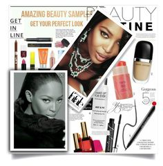 """""""Beauty"""" by natalie1523 ❤ liked on Polyvore featuring beauty and Lipsy"""