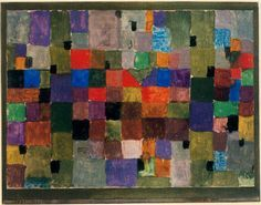 paul klee square paintings - Google Search