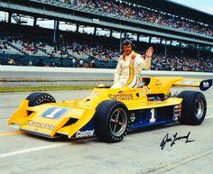 Joe Leonard Parnelli VPJ2 Indy 1973