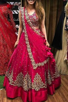 Brides Who Gave Us Anazing Bridal Look Call/WhatsApp us for Purchase or More information : Indian Lehenga, Half Saree Lehenga, Lehnga Dress, Bridal Lehenga Choli, Net Lehenga, Lehenga Wedding Bridal, Lehanga Bridal, Bridal Lehenga Online, Indian Outfits