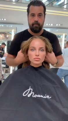 Hot Hair Styles, Curly Hair Styles, Wedding Hair Colors, Peach Hair, Blonde Hair Looks, Hair Color Techniques, Love Hair, Hair Videos, Hair Highlights
