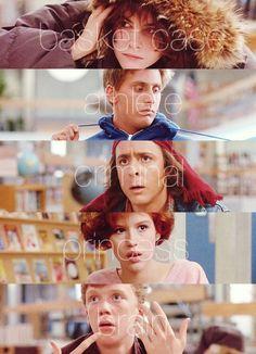 Breakfast Club  ~ such a great movie!