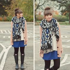 Get this look: http://lb.nu/look/5468062  More looks by Maddy C: http://lb.nu/maddy  Items in this look:  H&M Scarf