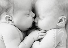 newborn twin photos - Google Search