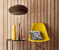 Luminaria Corrugated Board Pendant Light – Tudo And Co Modern Pendant Light, Pendant Lighting, Lighting Companies, Lighting Design, Wicker, Living Room Decor, Ceiling Lights, House Styles, Outdoor Decor