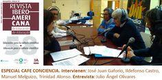 """Programa especial de """"Café Con Ciencia"""", y """"Campus Vita Est"""",  donde hablamos de la cultura científica que ayuda a los ciudadanos a tomar mejores decisiones para su vida con espíritu crítico. En: http://uniradio.ujaen.es/fonoteca (martes, 3 de Noviembre a las 11:30 ) y http://www.rieoei.org/rie_contenedor.php?numero=rie58&titulo=RIE%2058%20Enero-Abril%20/%20Janeiro-Abril%202012"""