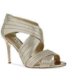 9b44b4e59bb Nina Melizza Evening Sandals - Shoes - Macy s