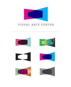 Gerren Lamson – Visual Arts Centre identity proposal