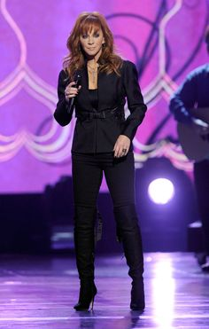 Reba McEntire - 46th Annual Academy Of Country Music Awards - Show