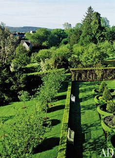 Garden by Melissa Wyndham in County Waterford, Ireland