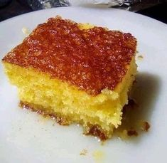 No Egg Desserts, Sweet And Salty, Confectionery, Vanilla Cake, Food To Make, French Toast, Cheesecake, Good Food, Pudding