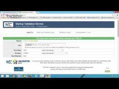 HTML5: il corso Fondamentale | Corso in HD | Lezione 13 | La sintassi di un documento HTML5 - YouTube