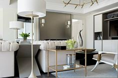 Best Interior Designers   Elizabeth Metcalfe   Best Interior Designers #livingroom @eli