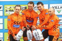 CCC Sprandi Polkowice выиграла TTT первого этапа #CoppiEBartali #велоспорт @CCC_Sprandi http://cyclingedge.ru/news/6462