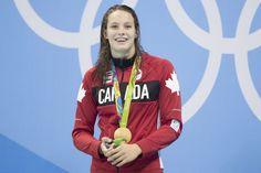 Она просто невероятная! Пенни Олексяк выигрывает четвертую медаль на Летних Олимпийских играх в Рио! И в этот раз это золото!