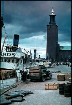 Gothenburg, Stockholm Sweden, Cn Tower, The Past, Building, Travel, Historia, Sweden, Pictures