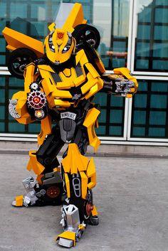 Bumblebee (Transformers) #cosplays