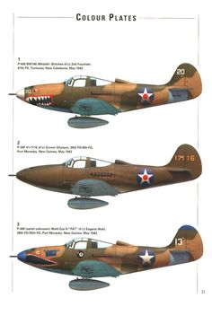 Bell P-39F Airacobra