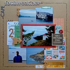 Layout: Cape Foulweather