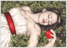 Sleeping Beauty by *Zindy on deviantART