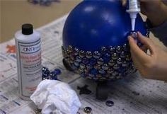 Bowling Ball Art Projects - Bing Images
