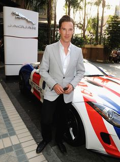 Benedict Cumberbatch - The 2014 BAFTA Los Angeles Awards Season Tea Party Presented By Jaguar And Mulberry THIS IS TOO MUCH